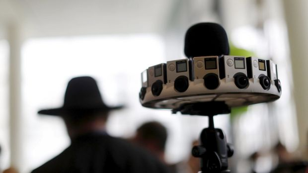 GoPro has set up its regional headquarters in Melbourne.