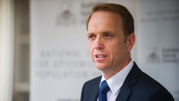 ACT Attorney-General Simon Corbell says Jeremy Hanson's proposal is a 'con job on the community'.
