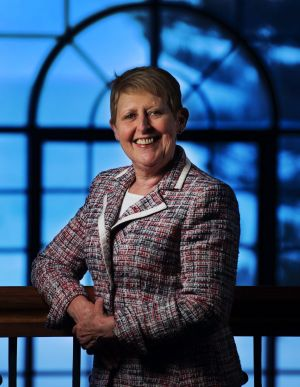 Author Mem Fox tore apart the arguments for the superiority of a private school education while speaking at the National ...