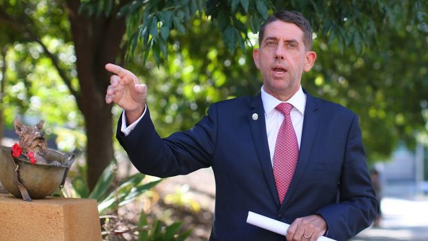 Health Minister Cameron Dick has told an AMA conference that Federal funding changes will cost Queensland 8000 doctors ...
