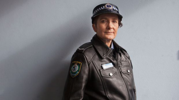Protecting victims: Domestic violence liaison officer Genelle Warne.