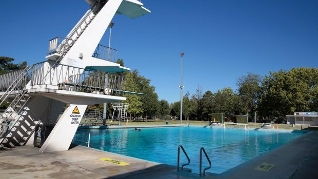 Report shows civic pool leaking as far back as 1981 for Show pool status not found