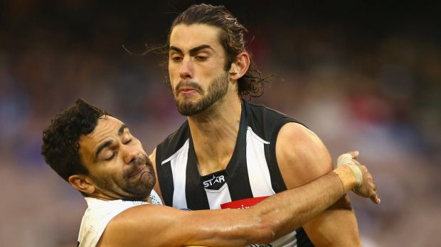 Brodie Grundy will come into the side.