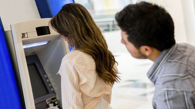 Engineers in China have developed an ATM that uses face recognition technology to identify card users.