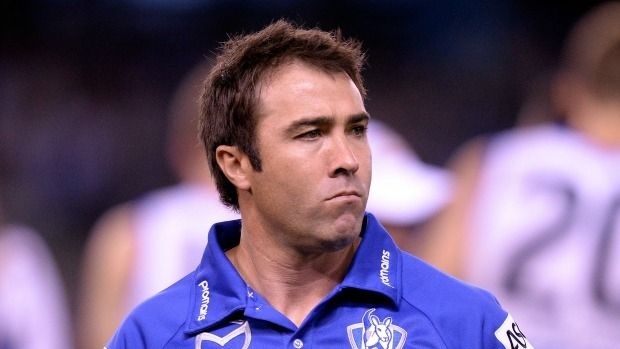 North Melbourne's Brent Harvey urges Brad Scott to 'keep ...