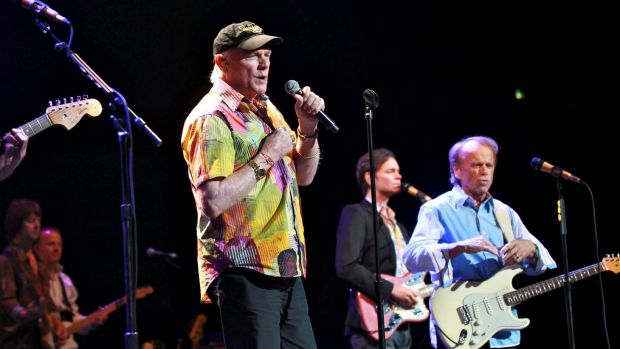 A Queensland company which toured the Beach Boys through regional Queensland is being wound up.