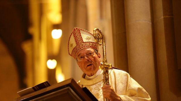 The Church says Cardinal George Pell is 'entitled to a fair trial'.
