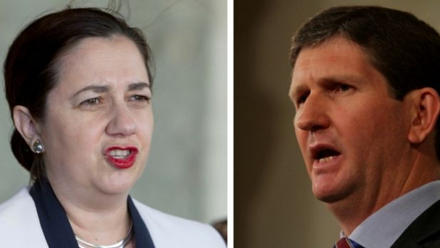 Queensland Premier Annastacia Palaszczuk would lose government if an election was held now, although she remains far ...