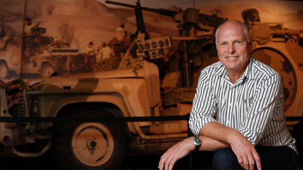 Retired major-general Jim Molan says Australian forces need to get more involved on the ground in Iraq.