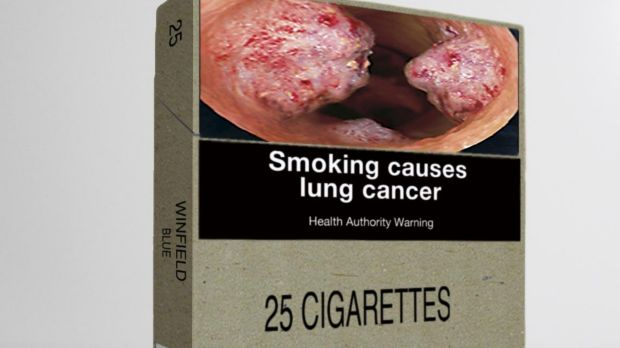 Cigarette packaging gets a make-under as plain boxes become standard