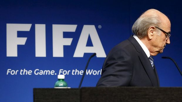 Outgoing FIFA president Sepp Blatter has bequeathed the world an unholy mess – a World Cup in Qatar.