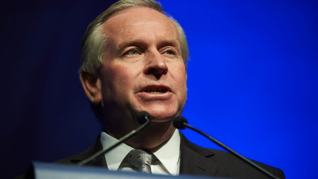 Premier Colin Barnett first raised the for-sale flag over the TAB in mid-2014.