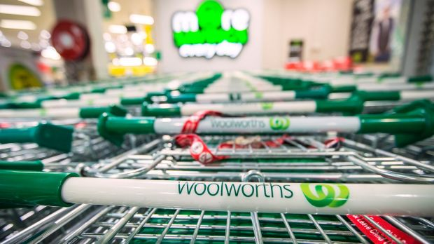 Woolworths will be the first big supermarket chain to sign up to the government's code of conduct which aims to curb ...