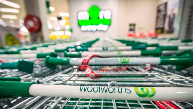 Woolworths same-store food and liquor sales fell for the fourth consecutive quarter.