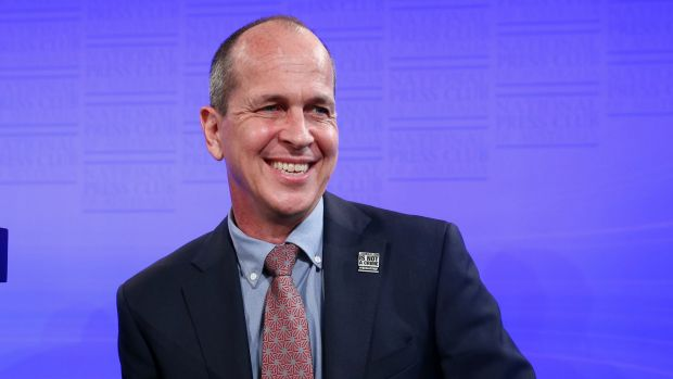 Journalist Peter Greste says he is worried about the government's growing inclination to shoot the messenger.