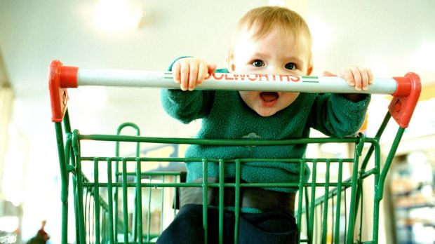 Shopping online is a welcome relief from the hassle of timing a trip to the supermarket between feeds and naps.