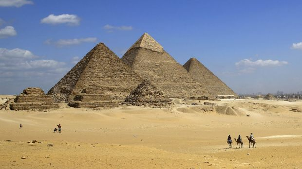 In the 1960s, a team led by Luis Alvarez used muon technology to look for voids in the Pyramid of Khafre, but Alvarez ...