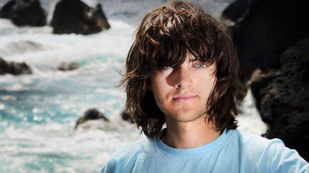 Boyan Slat, the founder of the Ocean Cleanup program.