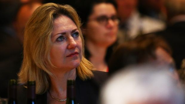 Margaret Cunneen now claims she was only joking about the comments.