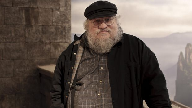 George RR Martin Too Busy To Watch 'Game Of Thrones'