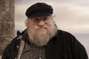 Not good at deadlines: Author George RR Martin.