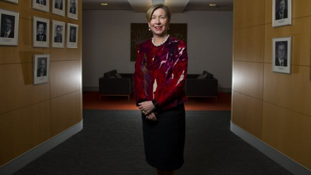 Jane Halton has embraced life in the private sector.