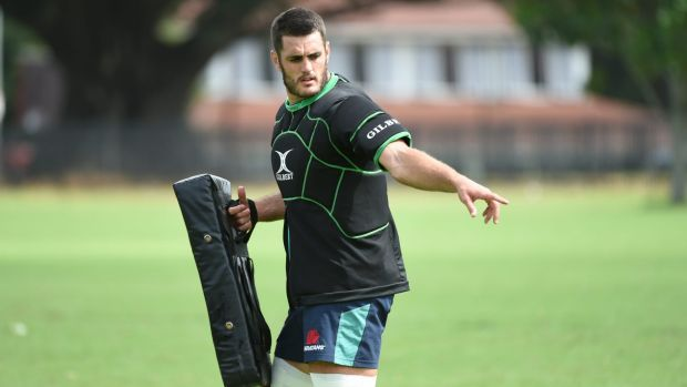 Strengths: Waratahs captain Dave Dennis wants them to play their own style of game.