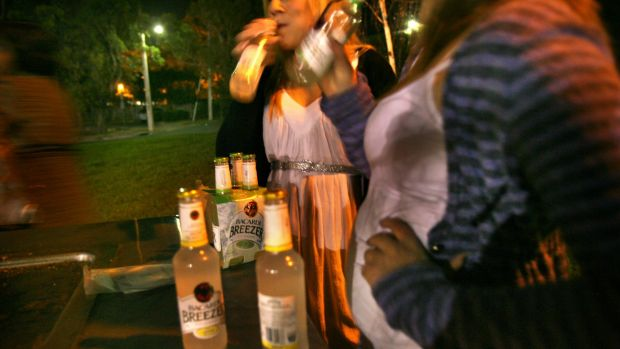 A study has found many think it's ok to give other people's kids alcohol.