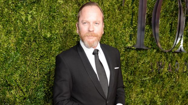 Kiefer Sutherland attends the 2015 Tony Awards at Radio City Music Hall.