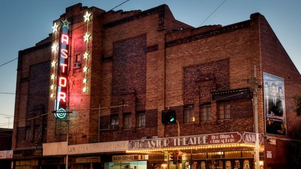 The histroic Astor Theatre has made 70mm screenings a key part of its offering.