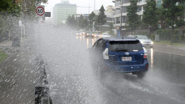 Brisbane City Council Weather Warning System
