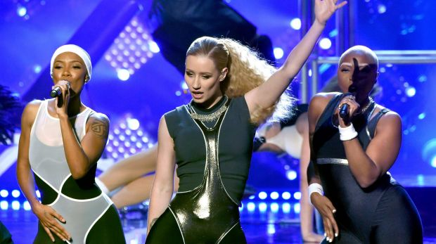 'Deeply regret': Iggy Azalea has pulled out of a US gay pride show after a backlash.