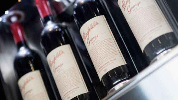 The Aussie wine supplier on Wednesday said the US Federal Trade Commission had completed its review of the deal and had ...