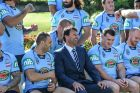 NSW Coach Laurie Daley