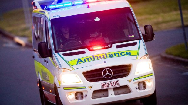Three elderly men have died in hospital following separate crashes in Queensland.