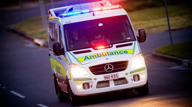 A motorcyclist has been killed in an accident in far north Queensland.