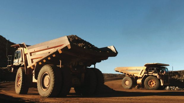 The price for iron ore has risen more than 16 per cent in the past month.
