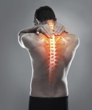 Sore spine? Relax.