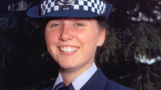 Constable Angela Taylor who was killed in the Russell Street bomb blast in Melbourne 1986.