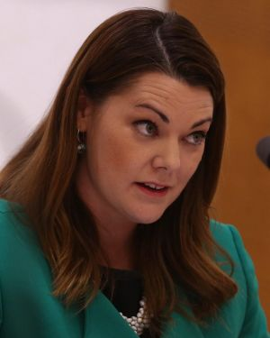 Greens senator Sarah Hanson-Young said she fought to keep the immigration role.
