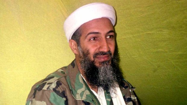 Osama bin Laden feared a tracking device had been planted in his wife's tooth.