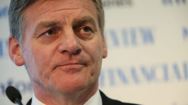 NZ leader Bill English has promised to crack down on young offenders.