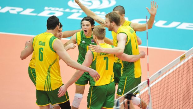 The men's Volleyroos will host pool B of the Asian qualification tournament and the female side will play group three ...