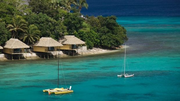 Low-lying island nations – such as Vanuatu – are at greater risk from rising sea levels and have long pushed for a lower ...