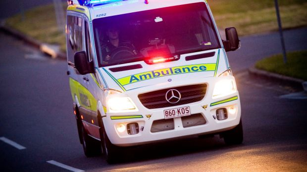 Paramedics were called to two separate assaults in Queensland overnight.