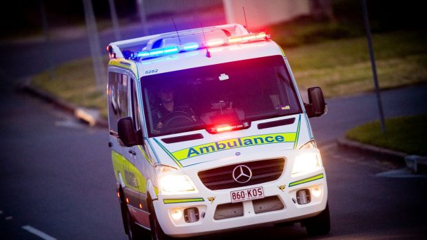 A cyclist has been killed following a collision with a ute in Brisbane's south.