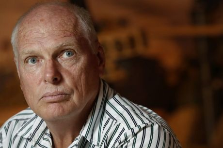 Jim Molan, 67, has something to say to the yoof of today.