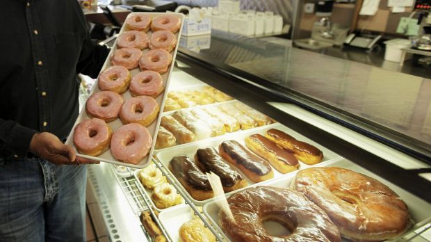 Trans fats are more likely to be found in processed foods including pastries, doughnuts and cakes at the cheaper end of ...