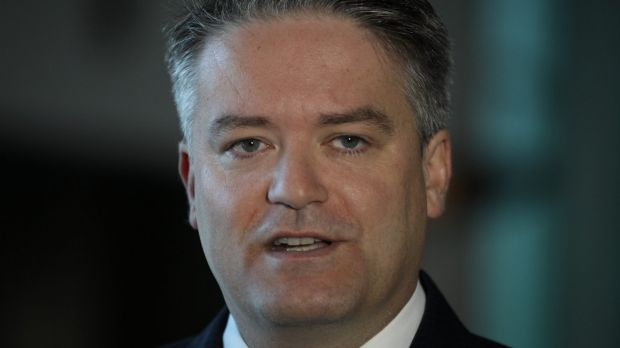 Federal Finance Minister Mathias Cormann has asked his department to examine whether federal public servants should use ...
