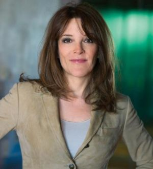 Marianne Williamson is the best-selling author of 13 books on spirituality.